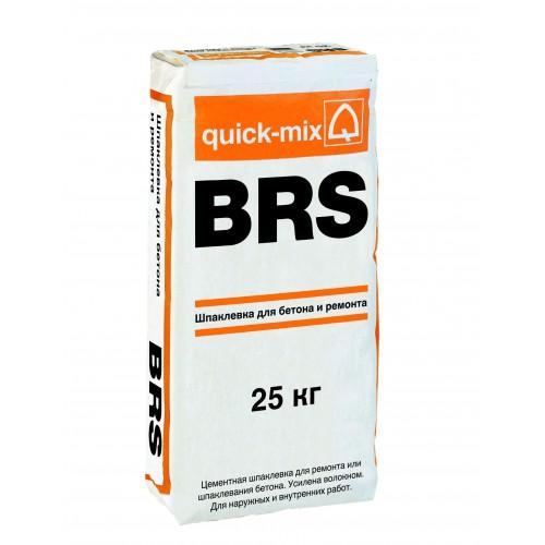 BRS quick-mix бетоноремонтная шпатлевка