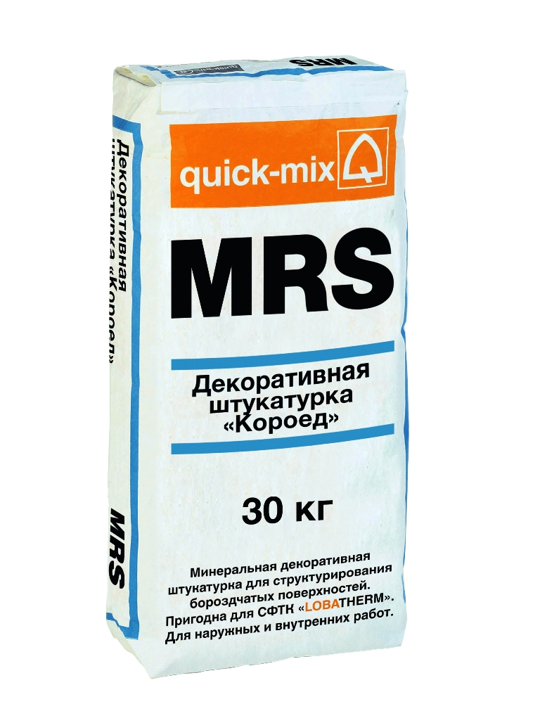 MRS декоративная штукатурка