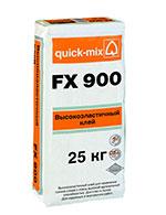 FX900 QUICK-MIX клей для искусственного камня